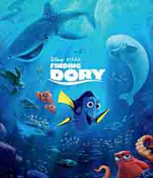 Finding Dory, movie poster