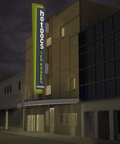 Hot Docs Ted Rogers Cinema