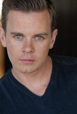 Morgan Kelly, actor,