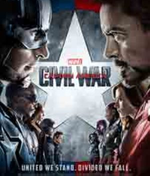 Captain America: Civil War, movie poster