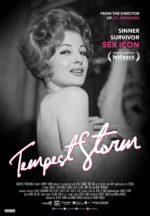 Tempest Storm, movie poster