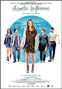 Aurélie Laflamme: Les pieds sur terre, poster
