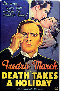 Death Takes a Holiday, movie poster