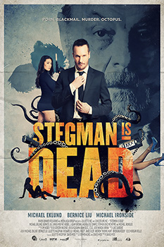 Stegman is Dead, movie, poster,