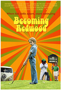 Becoming Redwood, movie, poster,