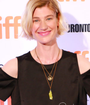 Grace Glowicki, actress,