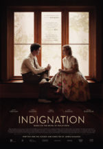 Indignation, 2016, movie, poster,