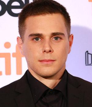 Jared Abrahamson, actor,
