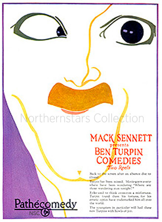 Mack Sennett, ad,