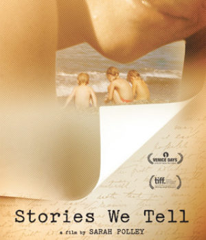 Stories We Tell, movie, film, poster,