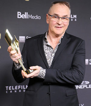Daniel MacIvor, screenwriter, actor,