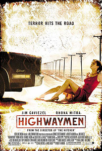 Highwaymen, movie, poster,