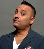 Russell Peters, actor, comedian,