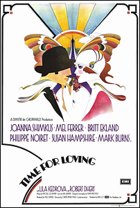 Time For Loving, movie, poster,