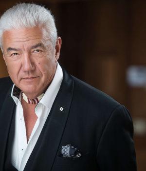 Tom Jackson, actor,