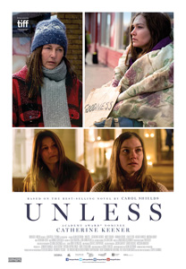 Unless, 2016, movie, poster,