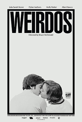 Weirdos, movie, poster,