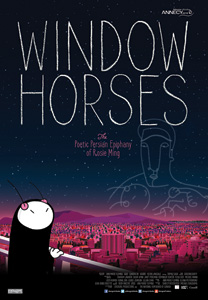 Window Horses, movie, poster,