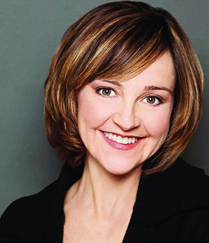 Heather Rankin, actress,