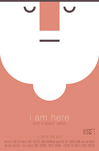 I am here, movie, poster,