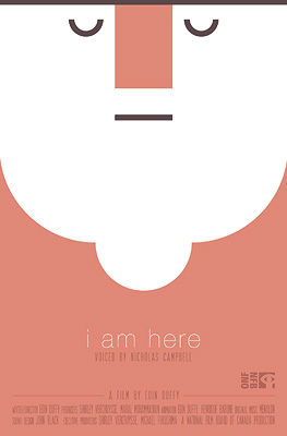 I Am Here, movie, animation, poster,