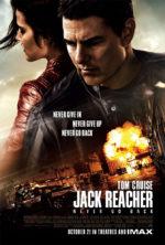 Jack Reacher: Never Go Back, movie, poster,