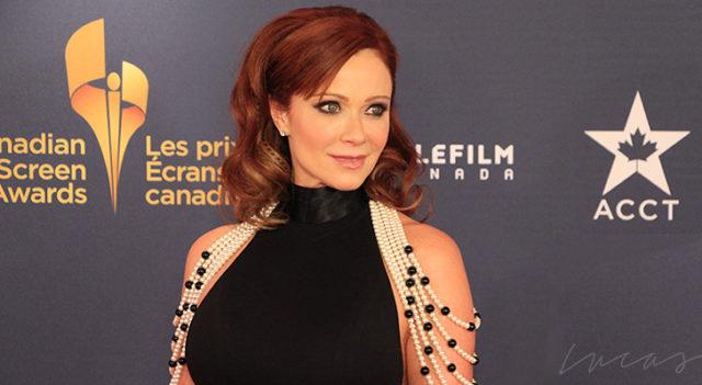 Lauren Holly, actress,