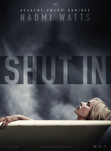 Shut In, movie, poster,