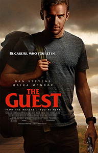 The Guest, movie, poster,
