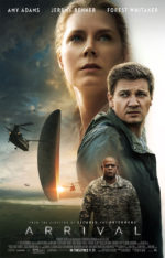 Arrival, movie, poster,