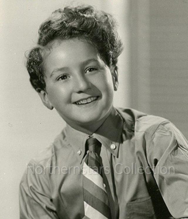 Bobby Breen, actor,