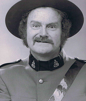 David Broadfoot, actor,