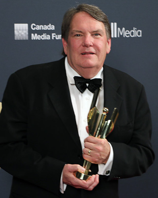 Don Carmody, producer,