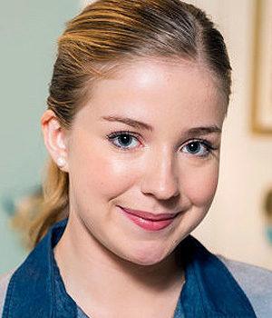 Hannah Endicott-Douglas, actress,