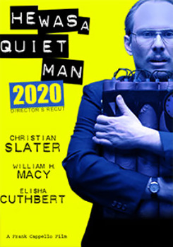 He Was a Quiet Man, movie, poster,