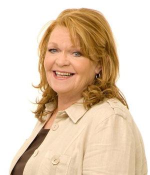 Janet Wright, actress,