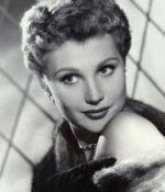 Mari Aldon, actress,