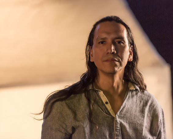 Michael Greyeyes, actor, director,