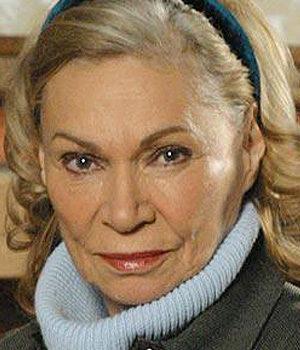 Monique Mercure, actress,