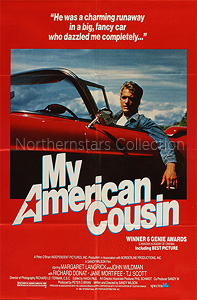 My American Cousin, movie, poster,