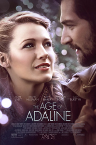 The Age of Adaline, movie, poster,