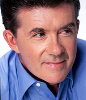 Alan Thicke, actor,