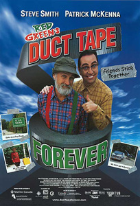 Duct Tape Forever, movie, poster,