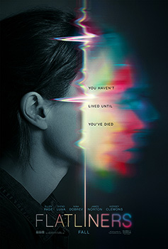 Flatliners, movie, poster,