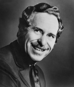 Gordie Tapp, actor,