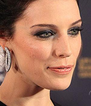 Jessica Paré, actress,