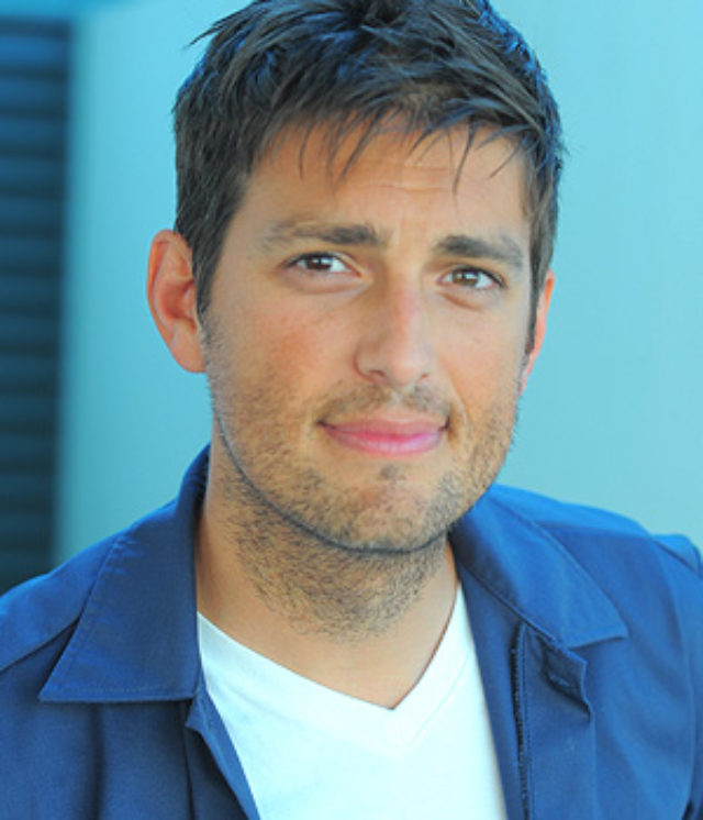 Josh Dean, actor,