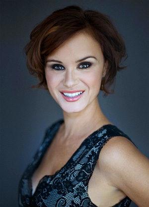 Keegan Connor Tracy, actress,