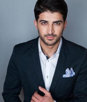 Khalid Klein, actor,