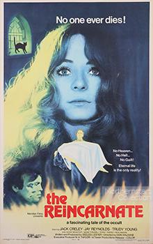 The Reincarnate, movie, poster,